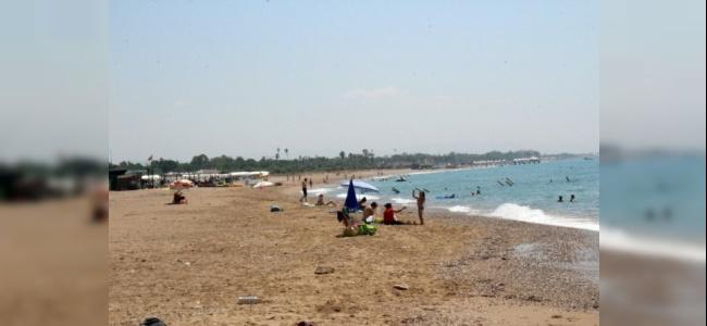 Antalya'daki Çamiçi Halk Plajı'nda Düzenleme Yapılması İsteniyor