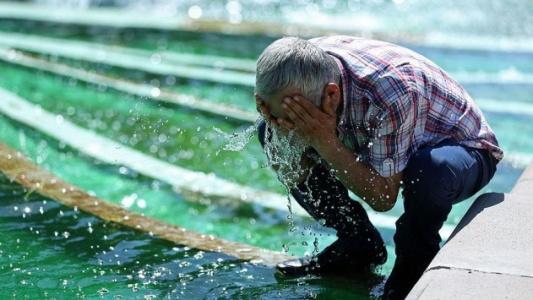 Antalya Manavgat'ta Aşırı Sıcaklar Etkisini Gösterdi