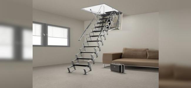 Çatı Arası Merdiveni