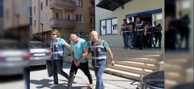 Gürcistanlı Hırsızlık Çetesi Yalova'da Yakalandı