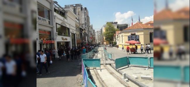 İstanbul Pazar Gününü Sıcak Havanın Etkisinde Geçirdi