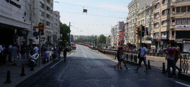 Ordu Caddesi'nde Pazar Günleri Trafik Kapalı Olacak