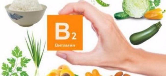 B2 vitamin eksikliği kanseri tetikliyor