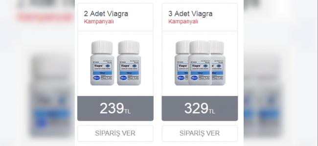 Erkeklerin Umudu Viagra