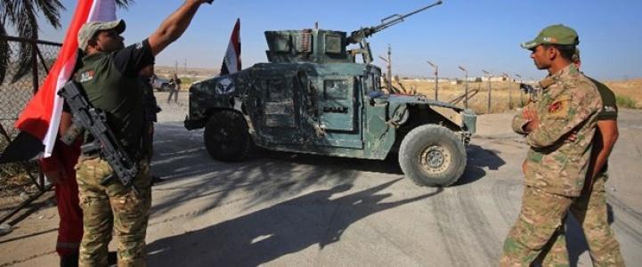 Altunköprü'de Irak ordusu ile peşmerge çatıştı
