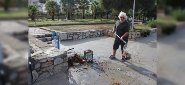 Balık Ağları Sayesinde Denizdeki Çöpü Temizlediler