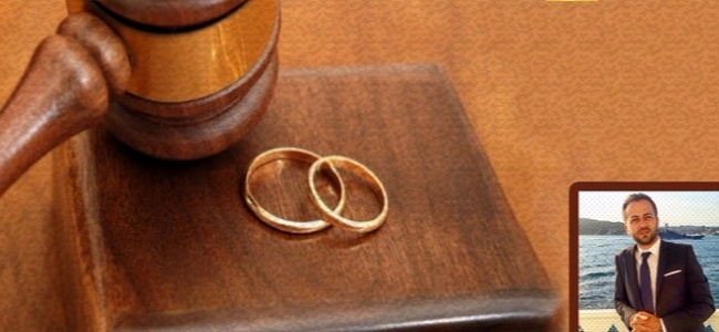 """İlyas Candaroğlu """"Boşanma Davasında Korunma Kararı"""""""