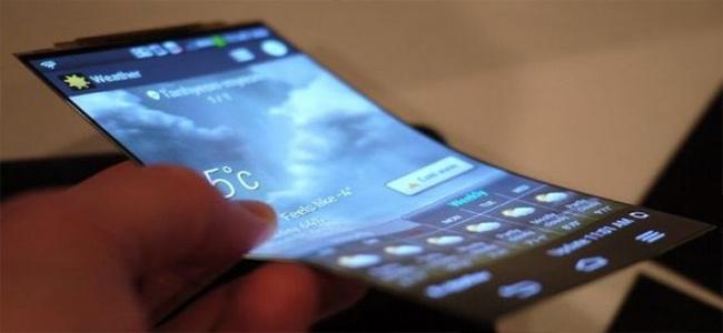 Iphone'dan Katlanabilir Telefon Müjdesi!