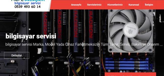 İstanbul Bilgisayar teknik servisi hizmetleri