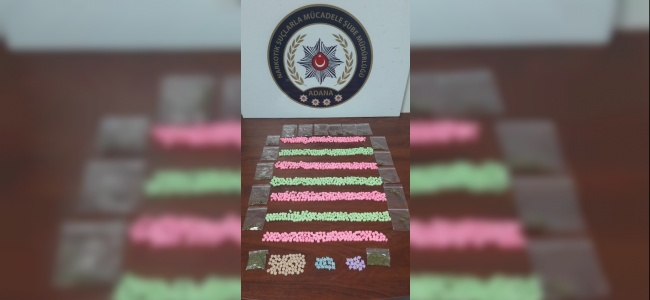 Adana'da Uyuşturucu Operasyonunda 22 Kişiye Tutuklama Kararı