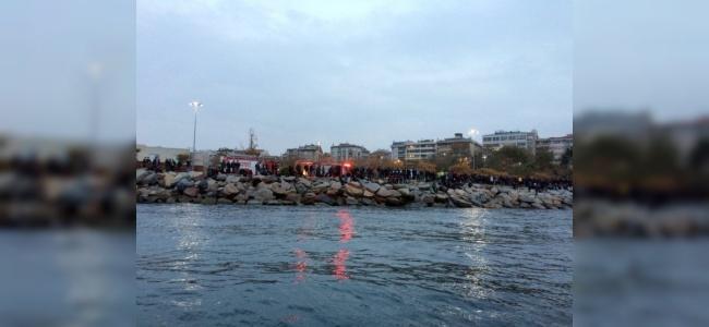 Denize Düşen Vatandaşın Cansız Bedeni Bulundu