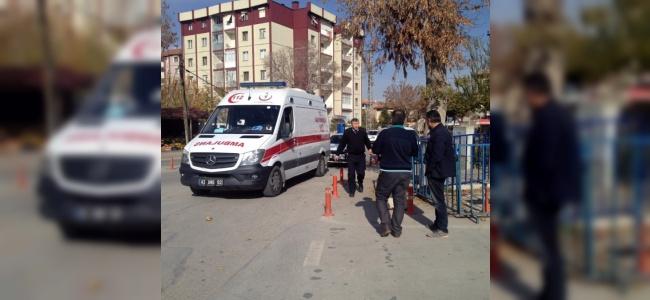 İki Ailenin Polis Bahçesindeki Kavgası Kanlı Bitti