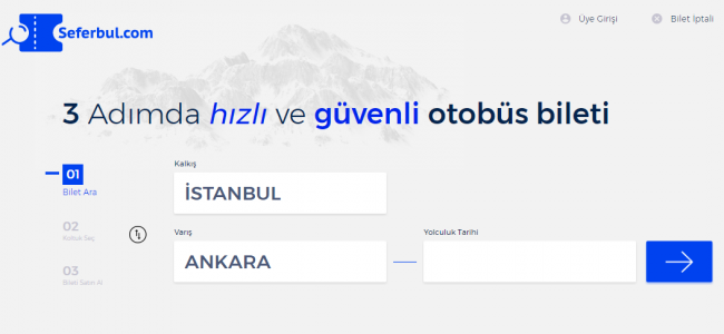 İzmir İstanbul Otobüs Bileti Seçenekleri