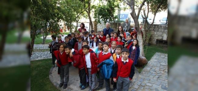 Sökeli Çocuklara Zamanda Yolculuk Yaptıracak Müze