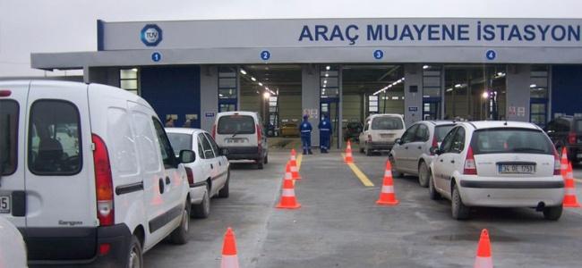 Araç Muayenesinde Kredi Kartı Kullanılabilecek