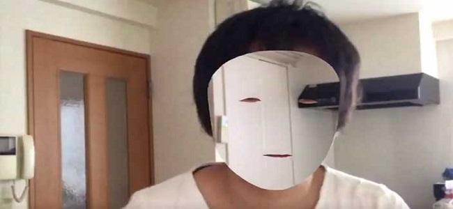 Uygulama Geliştiricisi iPhone X Kullanarak Yüzünü Görünmez Yaptı!