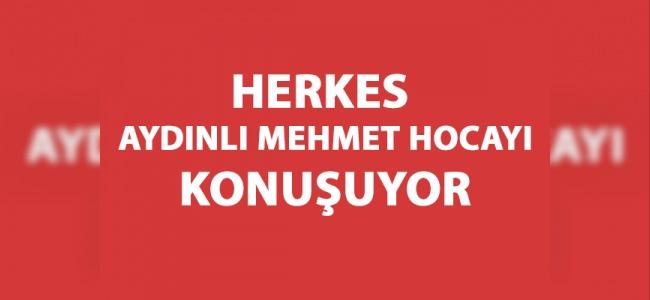 Aydınlı Mehmet Hocaya Tüm Avrupa Ülkeleri Akın Ediyor
