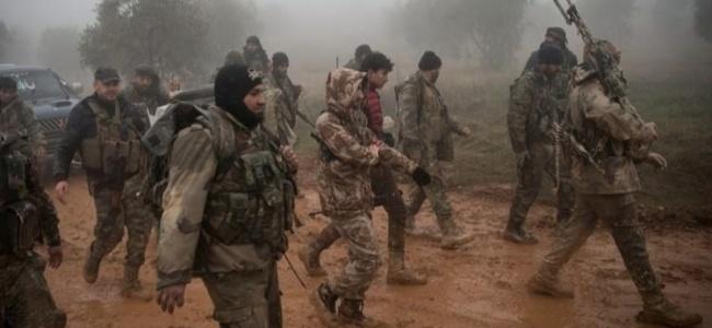 Bordo Bereliler Harekete Geçti Teröristler Sıkıştı