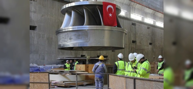 Ilısu Barajı ve HES Enerji Üretimi Konusunda Son Aşama Bitti