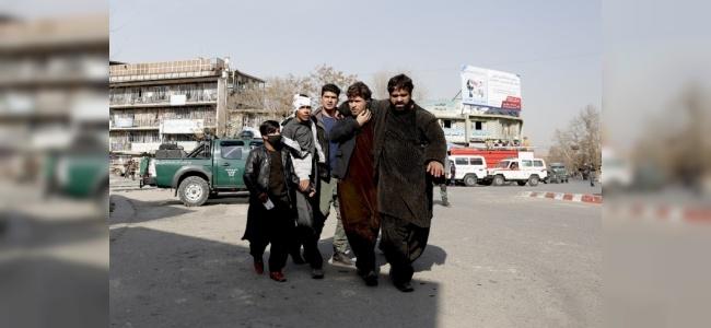 Kabil'deki İntihar Saldırısında Ölü Sayısında Artış