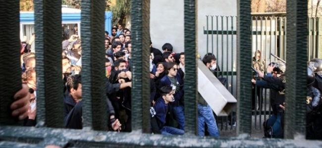 Suudi Arabistan'da İran Mesajı