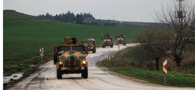 Zeytin Dalı Harekatı'nda Öldürülen Terörist Sayısı Açıklandı