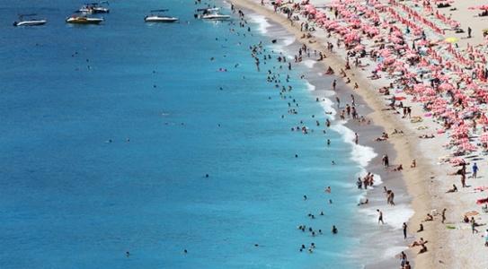 2018 İçin Antalya'ya 12 Milyon Turist Beklentisi