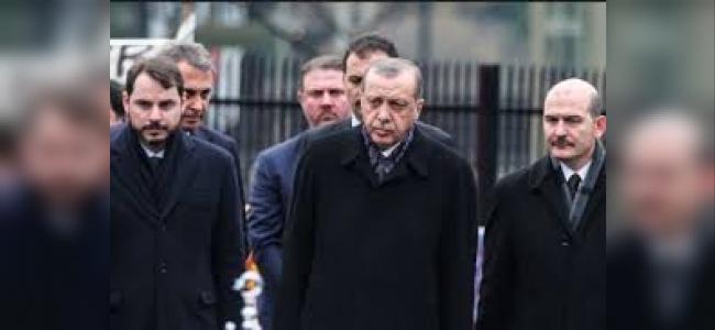 Berat Albayrak Süleyman Soylu Birbirine Girdi, Erdoğan Ne Dedi?