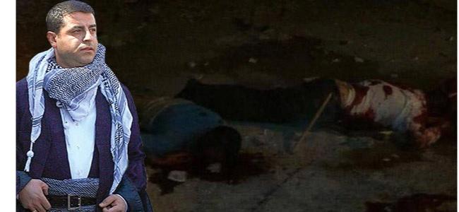 """Demirtaş'tan Yasin Börü Çıkışı! """"Benim de Katkım Varsa.."""""""