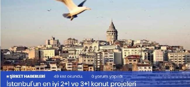 İstanbul Property Konut Projeleri
