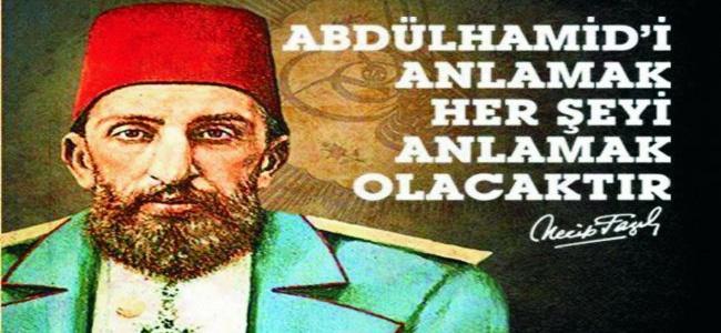 Osmanlı'nın Projeler Sultanı Abdülhamit Han!