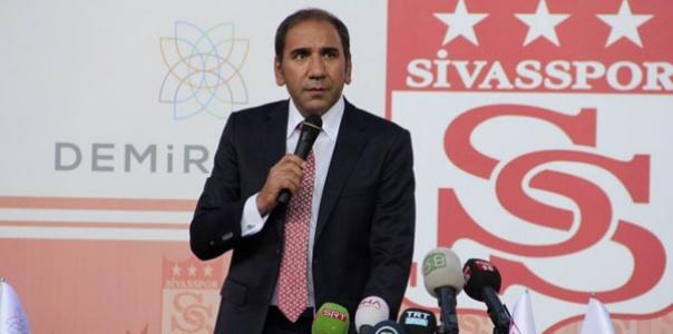 Sivasspor Başkanı Mecnun Otyakmaz'dan Maç Sonrası Açıklamalar