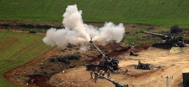 Son Dakika Afrin'de Tanka Saldırı, 3 Asker Şehit!