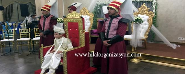 Sünnet Düğününü Şenliğe Çevirmek
