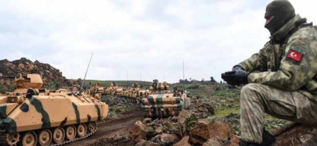"""TSK'dan Flaş Afrin Açıklaması """"Dönmeye Başladılar"""""""
