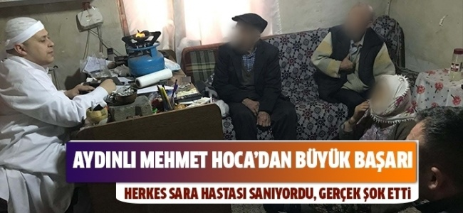 Aydınlı Mehmet Hoca'dan tıp dünyasını ayağa kaldıracak çalışma