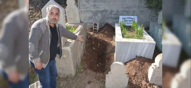 Bebeklerinin Mezarını Ziyaret Etmek İstediler,Şok Yaşadılar!