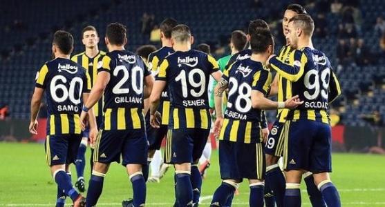 Fenerbahçe'de Ayrılık.. 6 Futbolcuyla Yollar Ayrılıyor