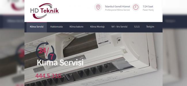 İstanbul Klima Servisi Firmaları