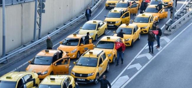 """Taksici - Uber Kavgasında Tehditler! """"Sağı Solu Yıkarız"""""""