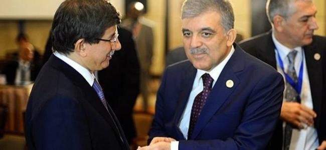 Abdullah Gül-Davutoğlu Gizlice Görüştü! Yarın Adaylık Mı Açıklanacak?