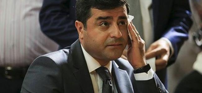 Selahattin'den Komik Savunma: PKK'dan Talimat Gelse..