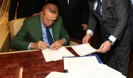 Erdoğan, Ak Partili 120 Vekil Hakkında Karar Verdi!