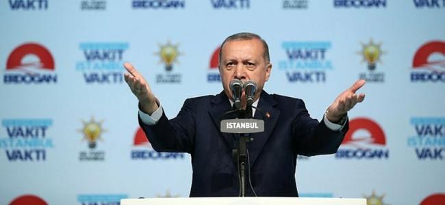Erdoğan'dan CHP Beyannamesine 'İslam' Tepkisi!
