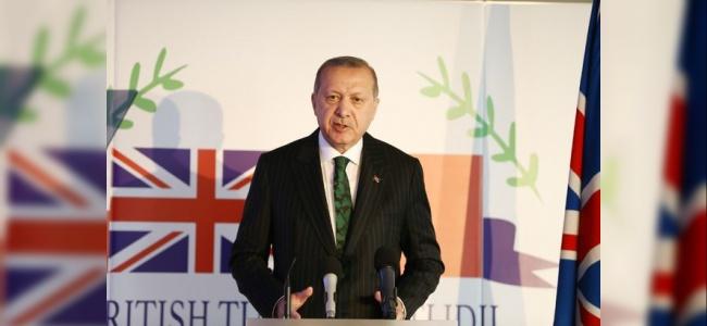 """Erdoğan'dan Kudüs Açıklaması! """"Ne Olarak Tanırsanız Tanıyın"""""""