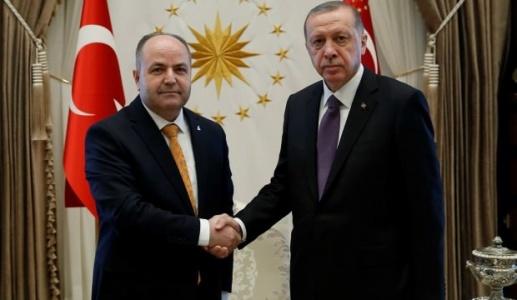 Anavatan Partisi'nden Erdoğan'a ve Cumhur İttifakı'na Destek!