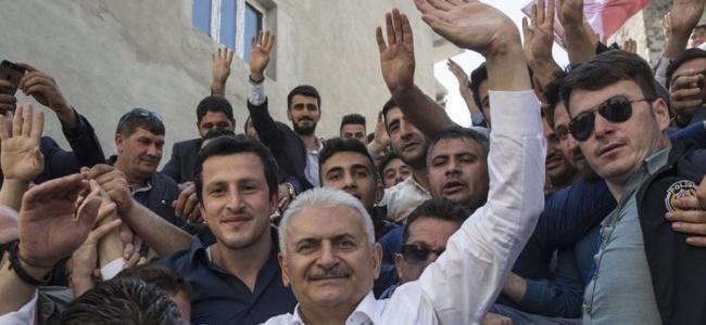 Başbakan Sert Çıktı: Size Mi Kaldı Kürtlere Devlet Kurmak!
