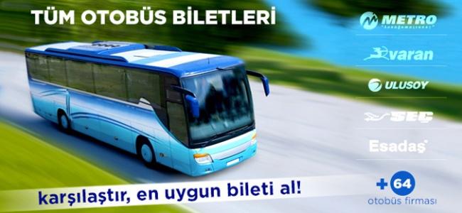 Ege'deki Tatil Bölgelerine Giden Otobüs Firmaları