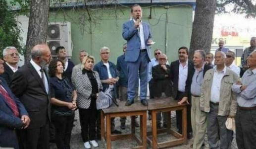 Konya'da Abdüllatif Şener İzdihamı!