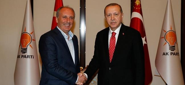 Muharrem İnce, Cumhurbaşkanı Erdoğan'ı Arayıp Tebrik Etti